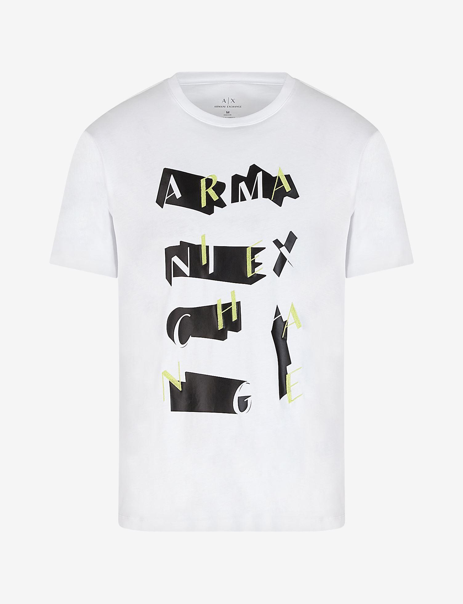 T-shirt Armani Exchange  ARMANI EXCHANGE   T-shirt   3KZTFK-ZJBVZ1100
