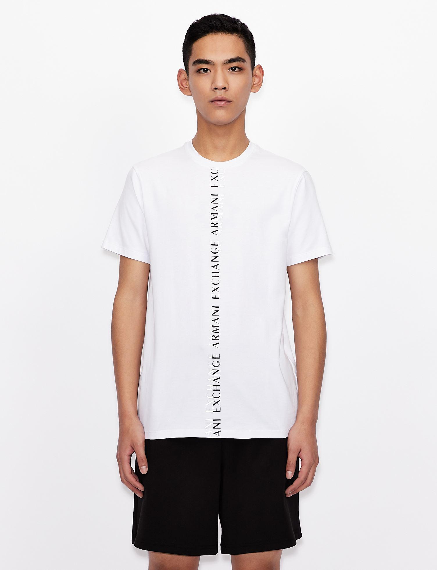 T-shirt slim fit Armani Exchange ARMANI EXCHANGE   T-shirt   3KZTFL-ZJEAZ1100