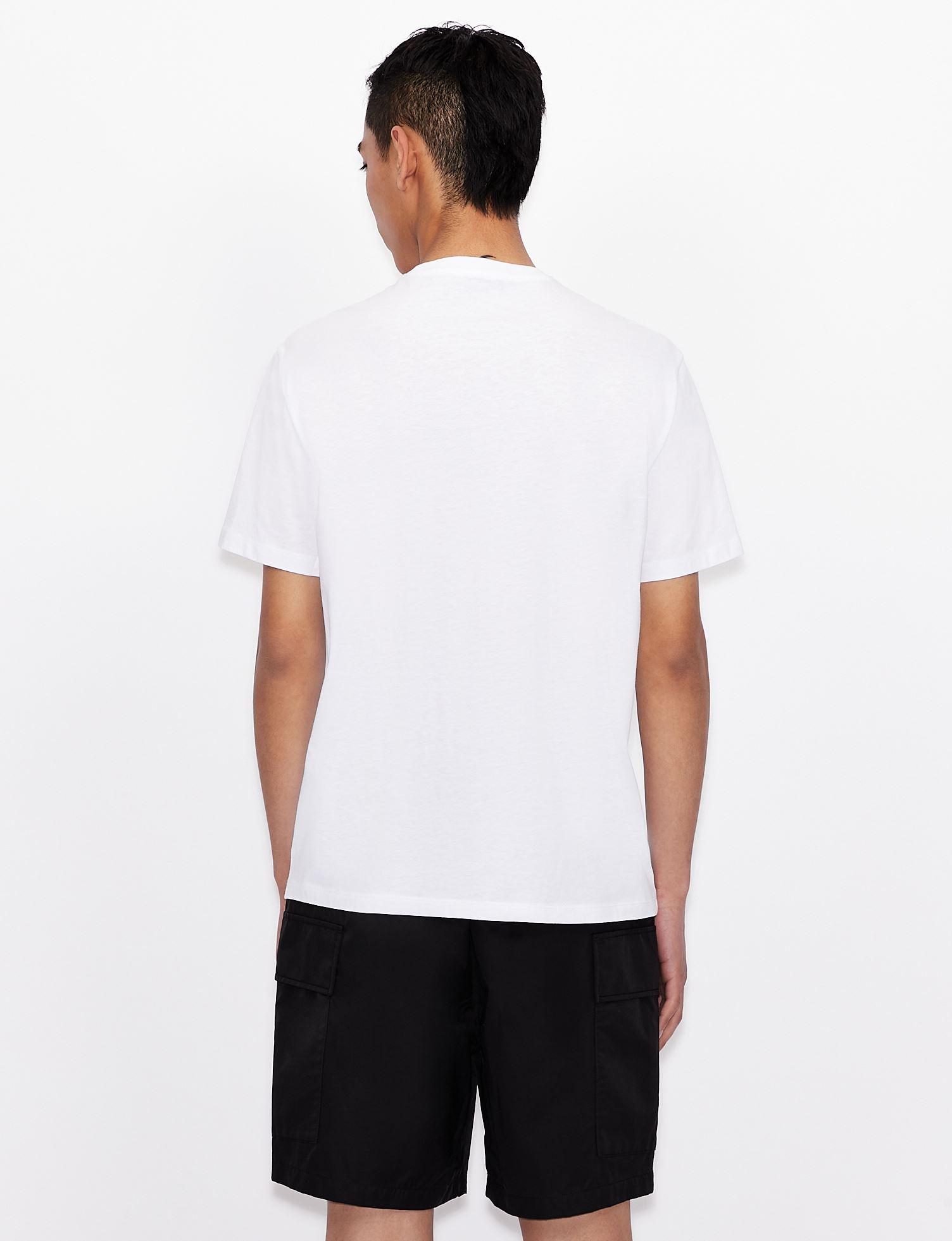 T-shirt Armani Exchange regular fit ARMANI EXCHANGE   T-shirt   3KZTFU-ZJH4Z1100