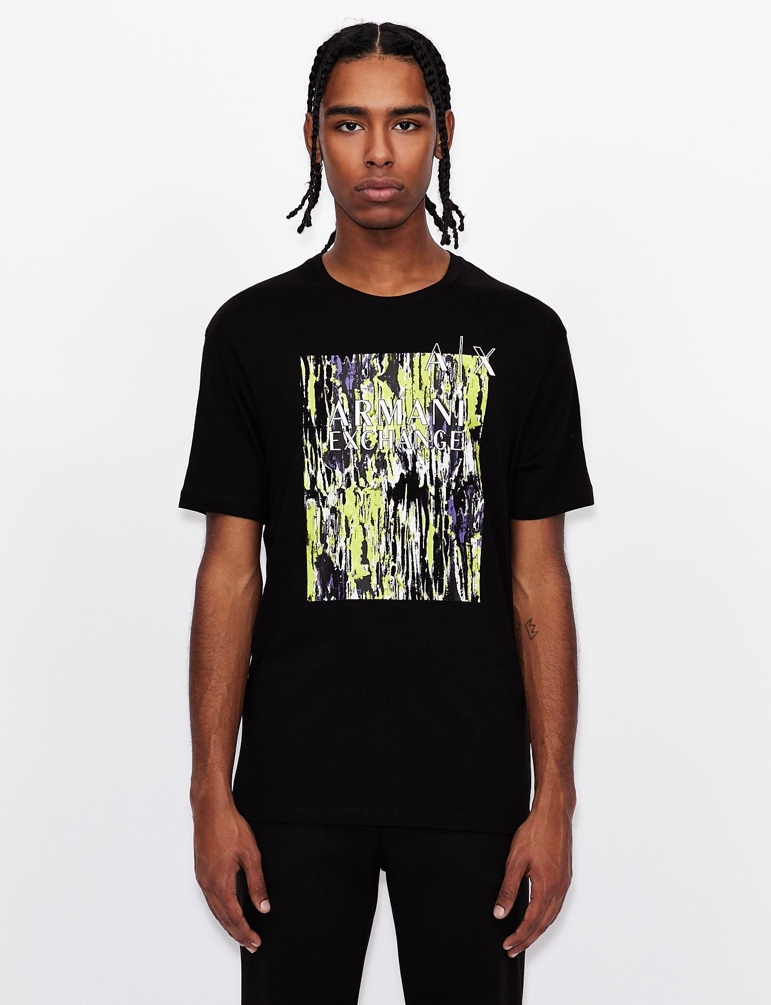 T-shirt regular fit Armani Exchange ARMANI EXCHANGE   T-shirt   3KZTFZ-ZJH4Z1200