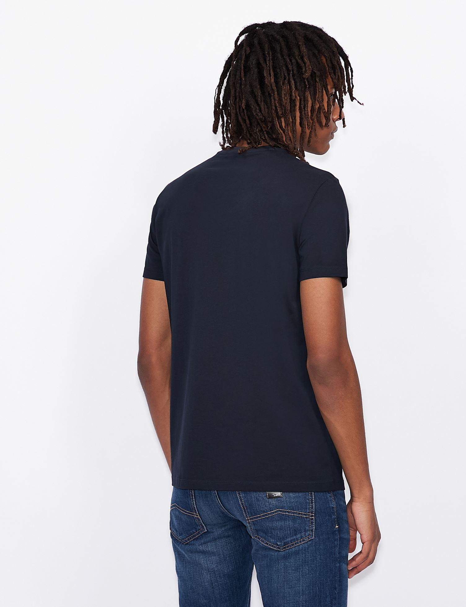 T-shirt slim fit Armani exchange ARMANI EXCHANGE   T-shirt   3KZTGP-ZJBVZ1510