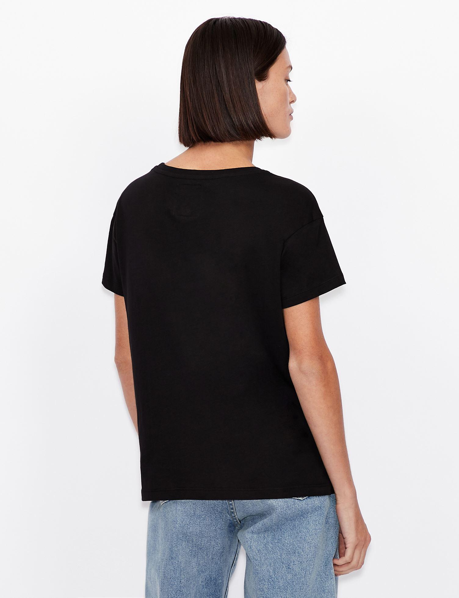 T-shirt Icon Period ARMANI EXCHANGE   T-shirt   8NYTCX-YJG3Z1200