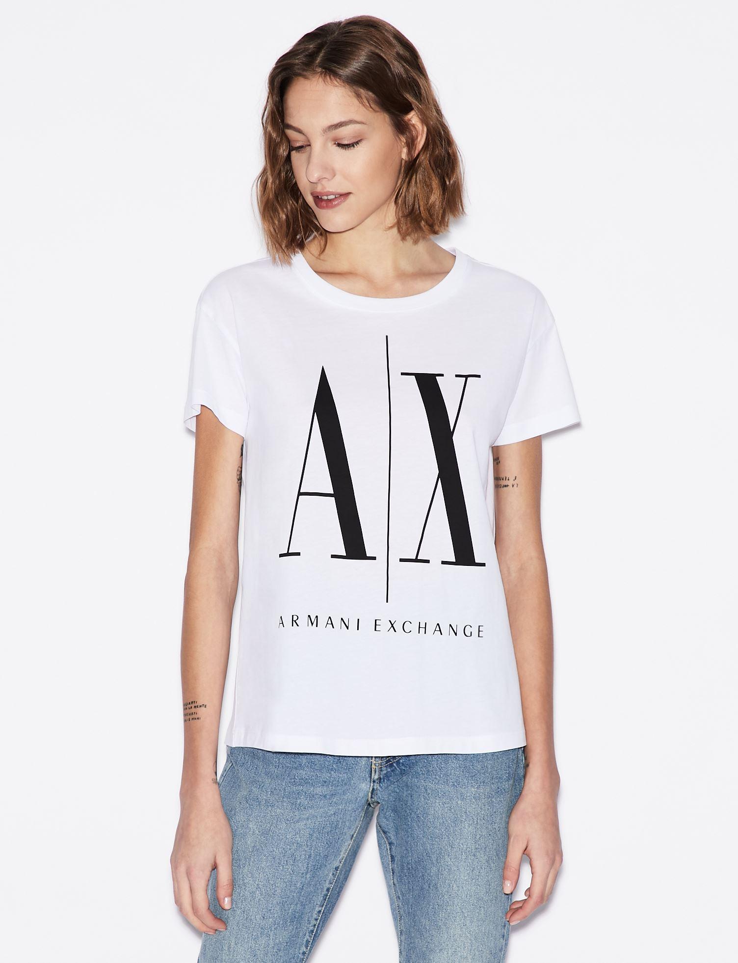 T-shirt Icon Period Armani Exchange ARMANI EXCHANGE   T-shirt   8NYTCX-YJG3Z5100