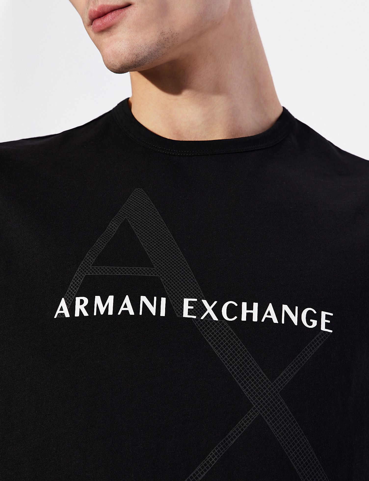 T-shirt Armani Exchange regular fit ARMANI EXCHANGE | T-shirt | 8NZT76-Z8H4Z1200