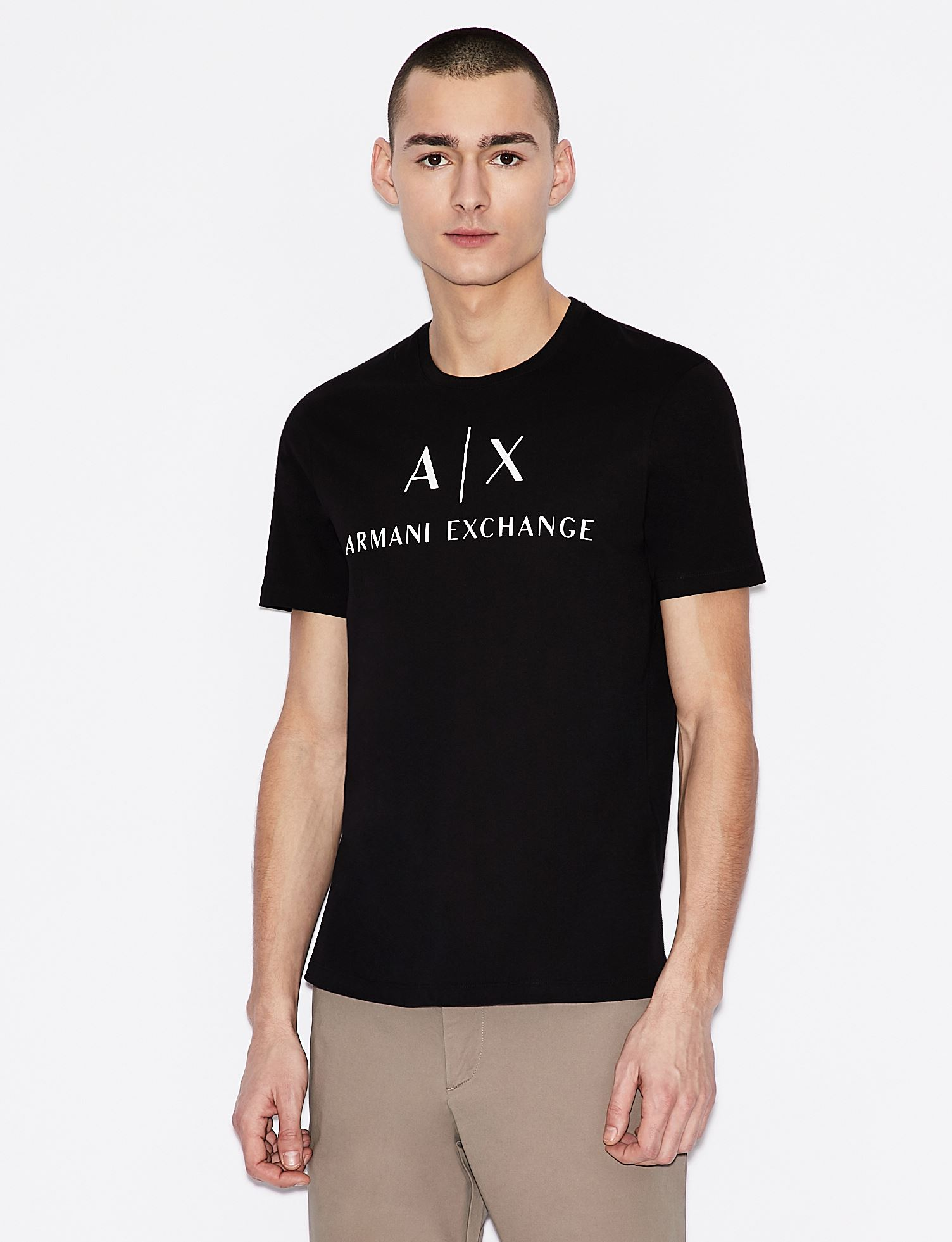 T-shirt slim fit Armani Exchange ARMANI EXCHANGE   T-shirt   8NZTCJ-Z8H4Z1200