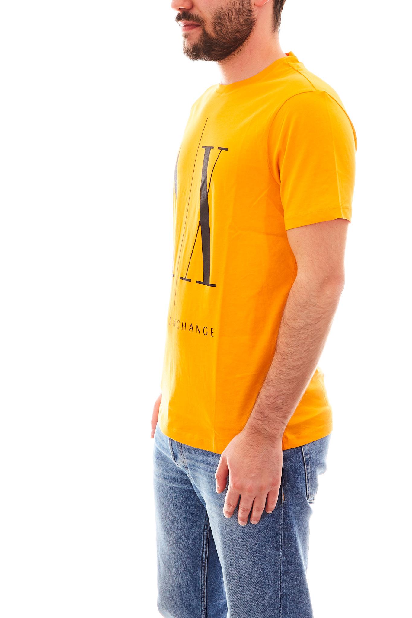 T-shirt Armani Exchange Icon Period ARMANI EXCHANGE   T-shirt   8NZTPA-ZJH4Z1447
