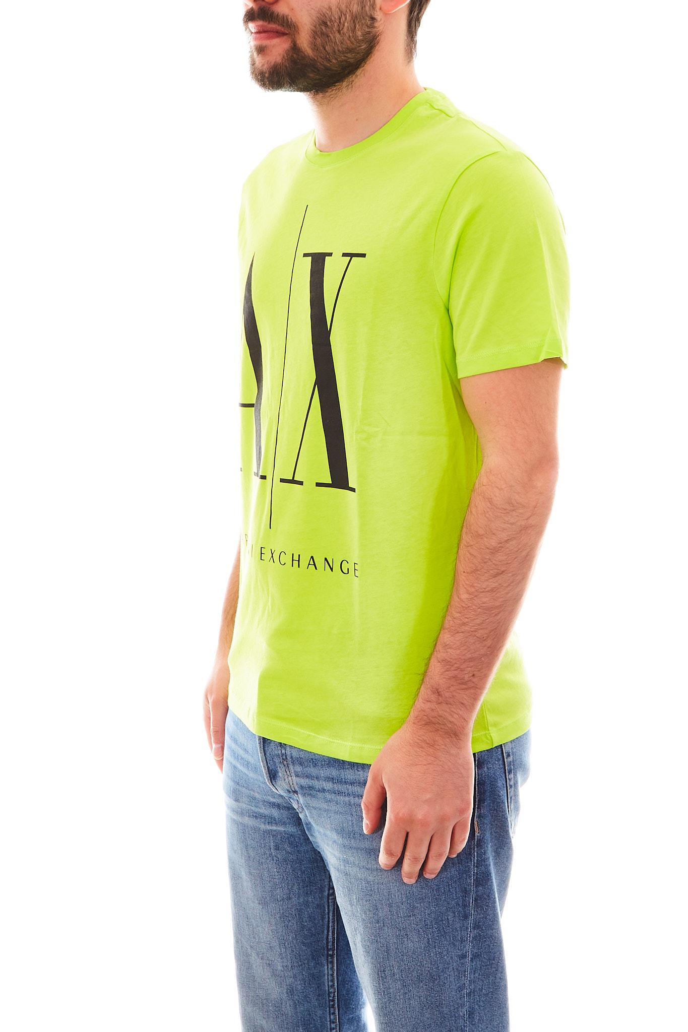 T-shirt Armani Exchange Icon Period ARMANI EXCHANGE | T-shirt | 8NZTPA-ZJH4Z1853