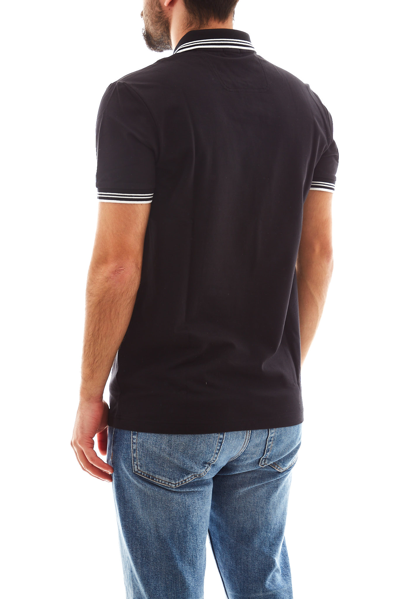 Paul Curved Boss BOSS | Polo | 50412675015