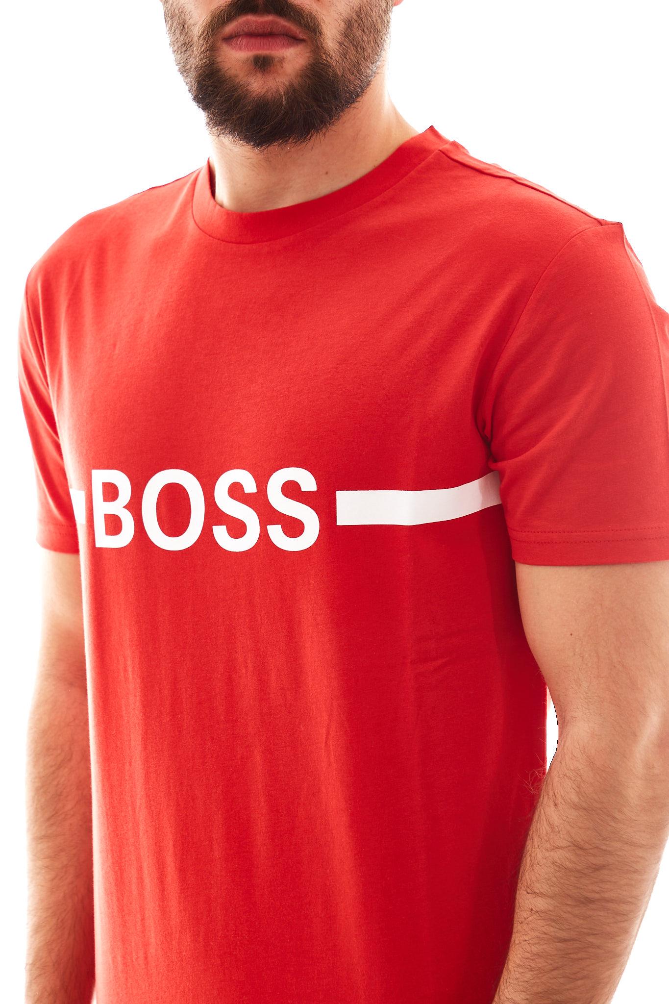 T-Shirt RN Slim Fit Boss BOSS   T-shirt   50437367628