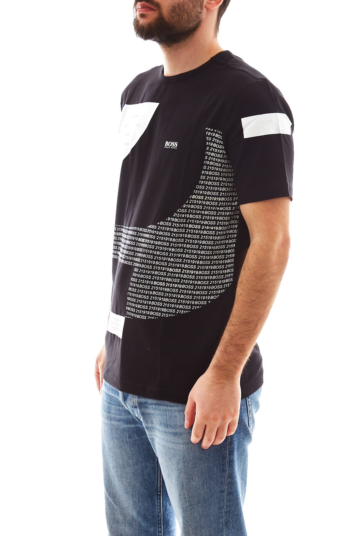 Tee 6 t-shirt BOSS | Maglia | 50447934001