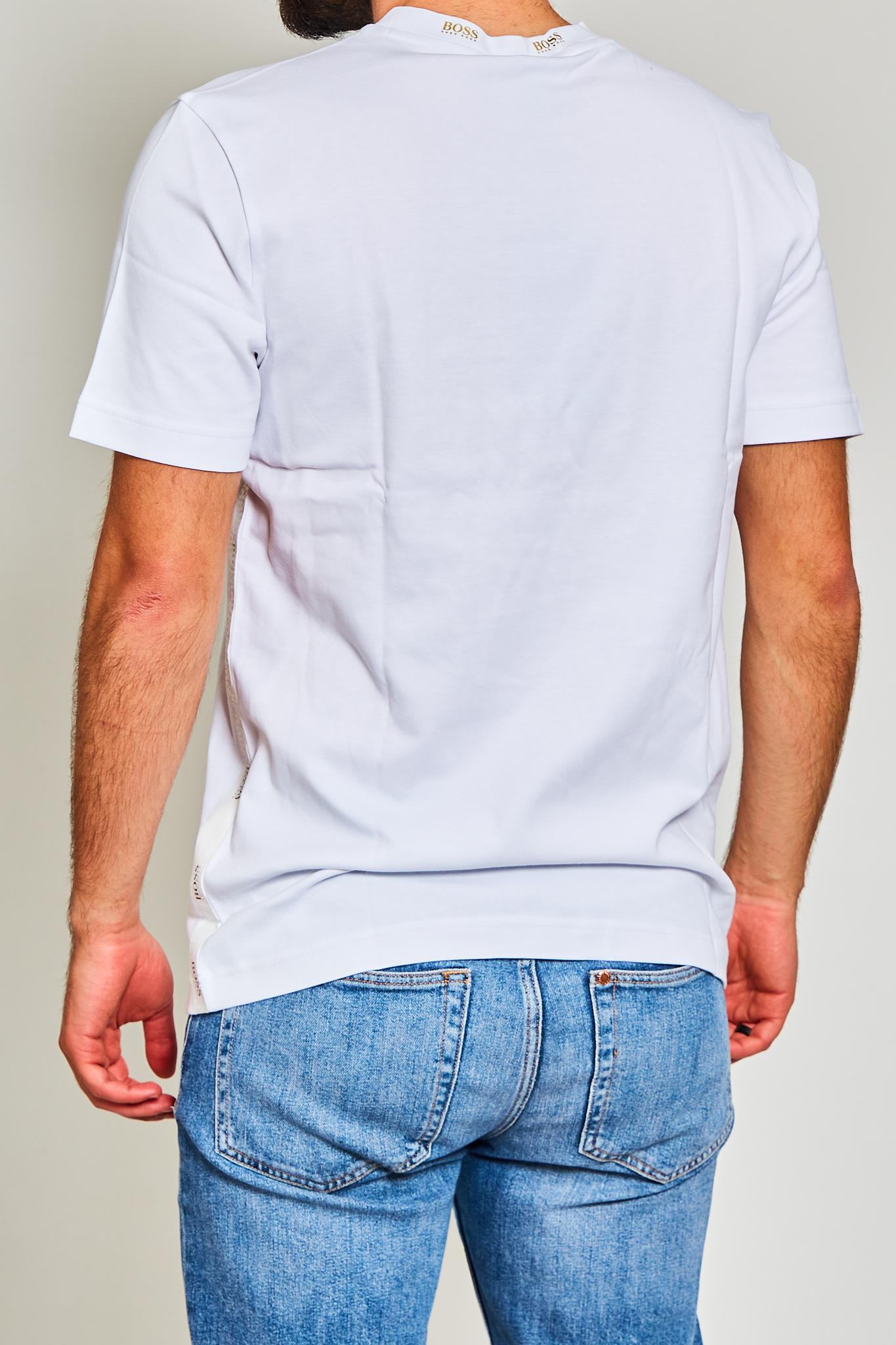 T-shirt Boss Tee Gold 1 BOSS | Maglia | 50448686100
