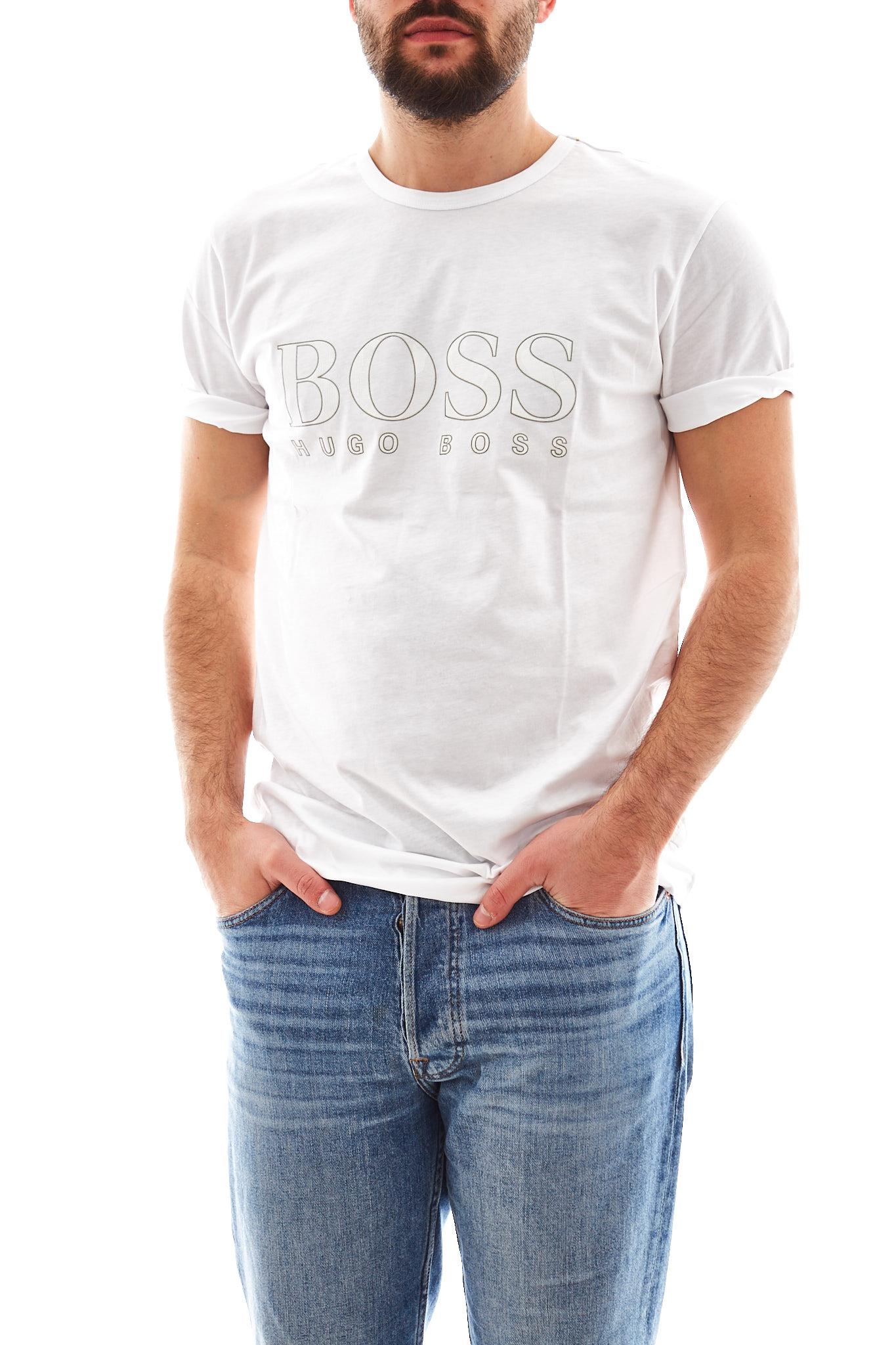 Tee Gold Boss BOSS   Maglia   50448702100