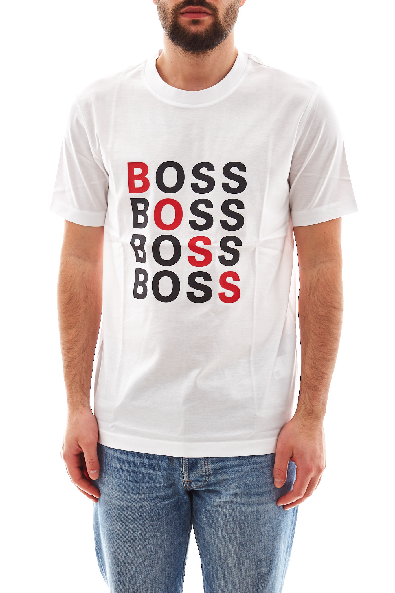 Tiburt Boss BOSS | Maglia | 50450235100