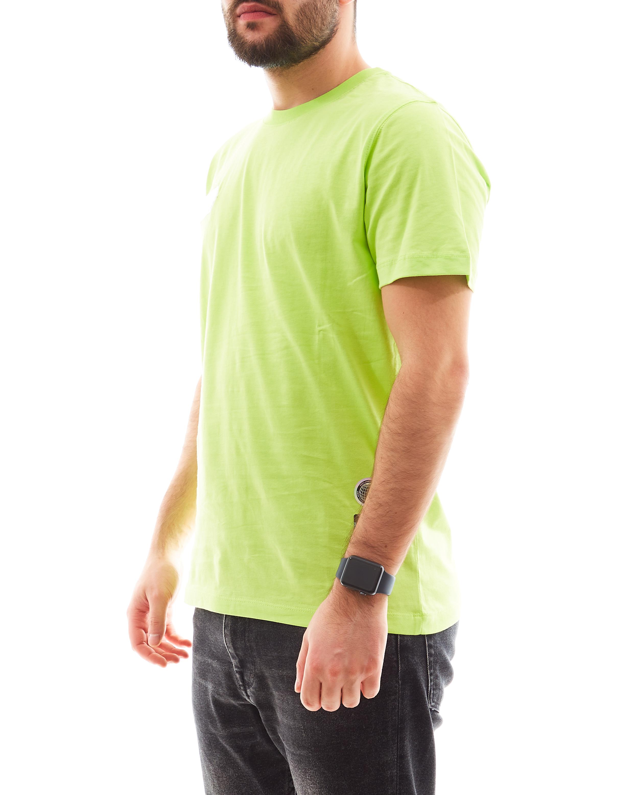 T-shirt DISCLAIMER | T-shirt | EDS50517GIALLO FLUO