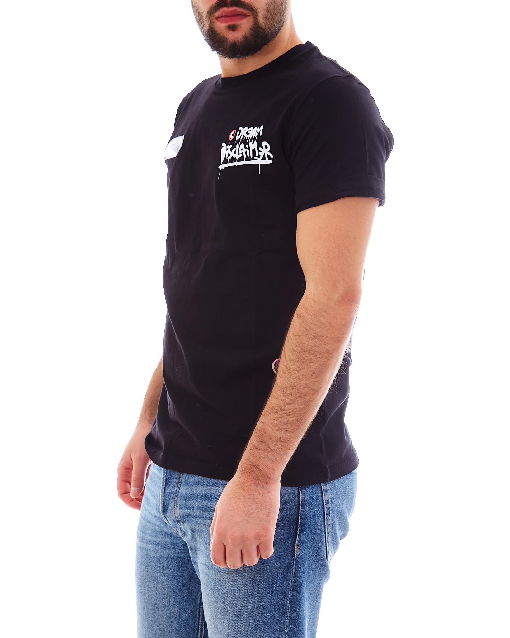 T-shirt DISCLAIMER | T-shirt | EDS50607NERO