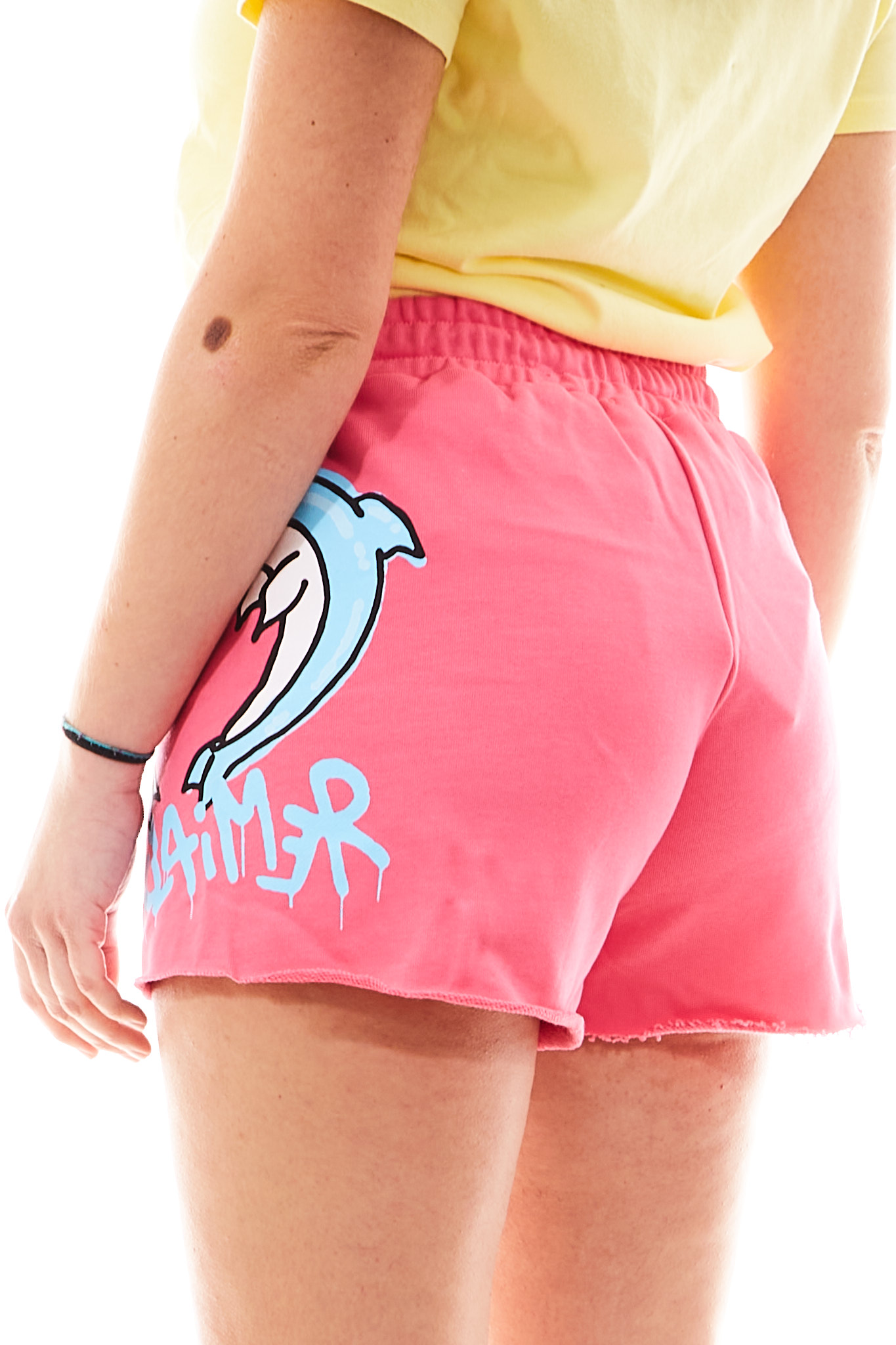Shorts DISCLAIMER | Shorts | EDS50659FUXIA FLUO