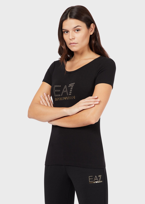 T-shirt EA7 EA7 | T-shirt | 3KTT26-TJ12Z1200