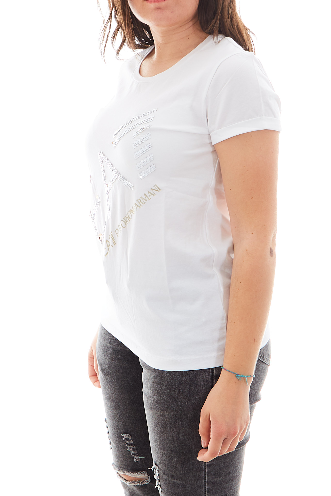 T-shirt EA7 EA7   T-shirt   3KTT28-TJ12Z1100