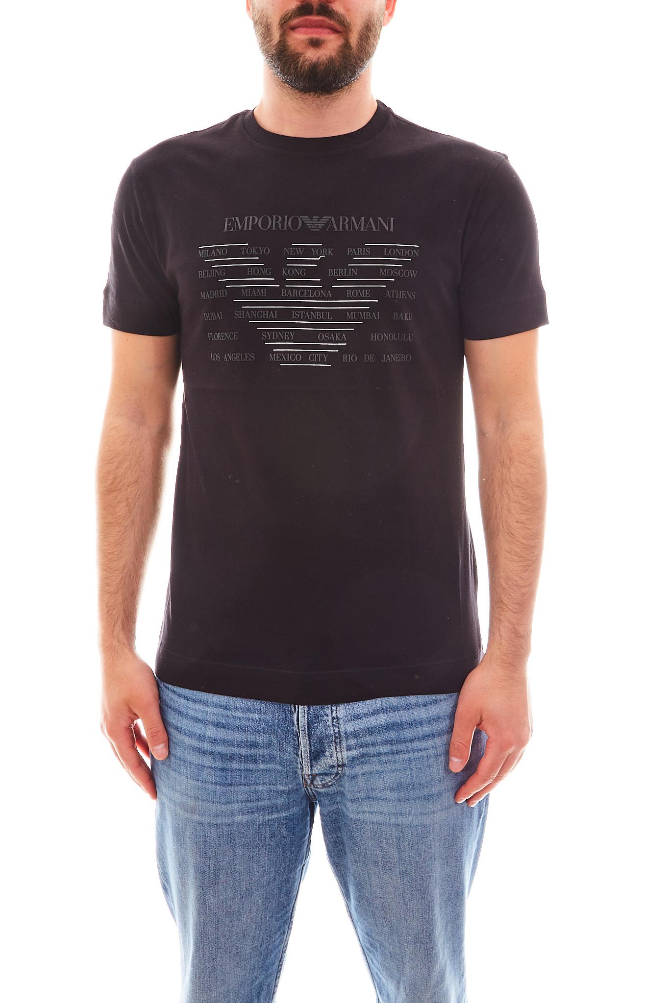T-shirt Emporio Armani EMPORIO ARMANI   T-shirt   3K1TE1-1JULZ0999
