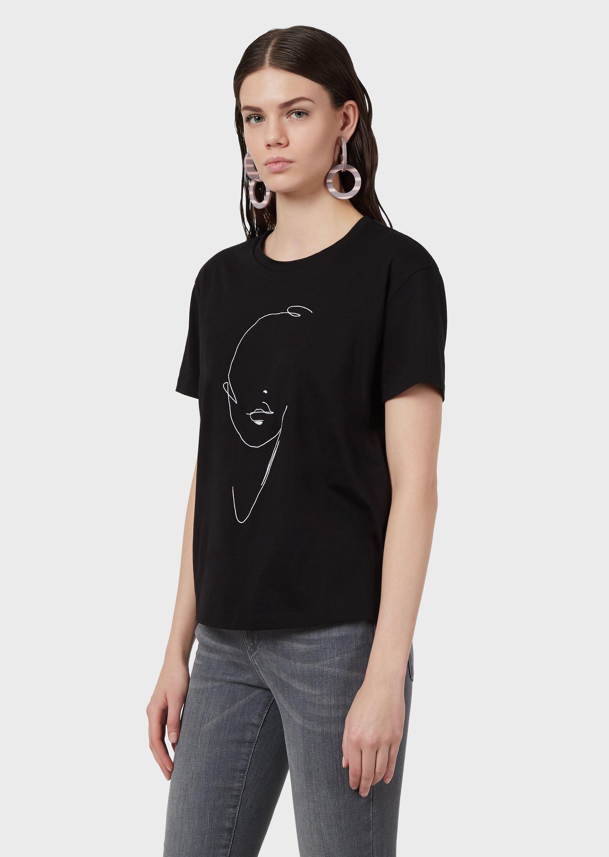 T-shirt Emporio Armani EMPORIO ARMANI | T-shirt | 3K2T7L-2JSYZ0999