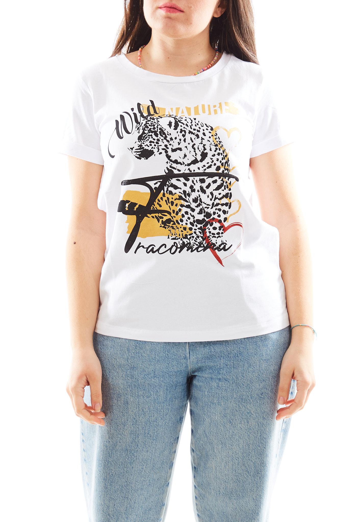 T-shirt FRACOMINA | T-shirt | ST3007278