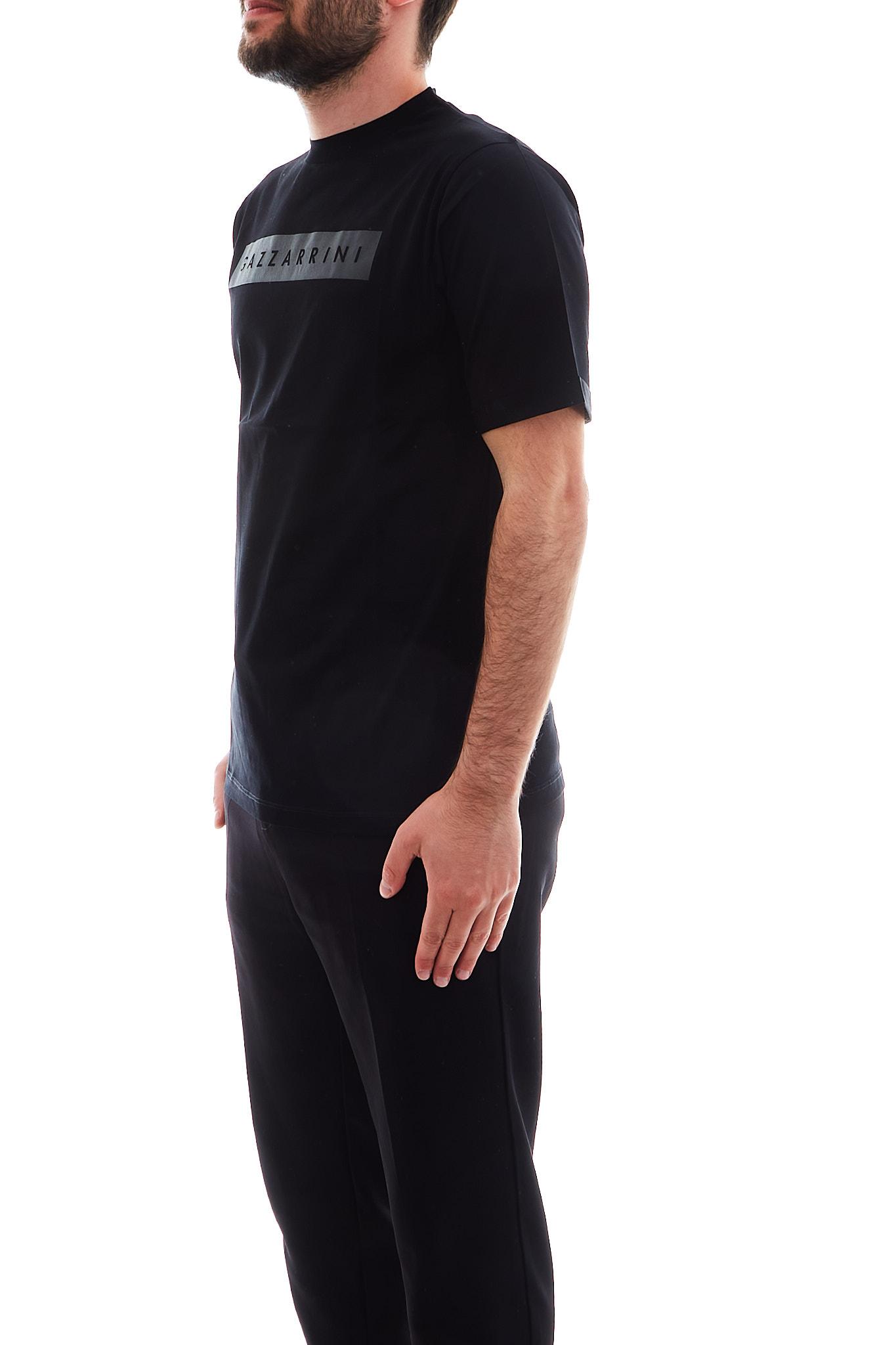 T-shirt Gazzarrini GAZZARRINI   T-shirt   TE07GNERO
