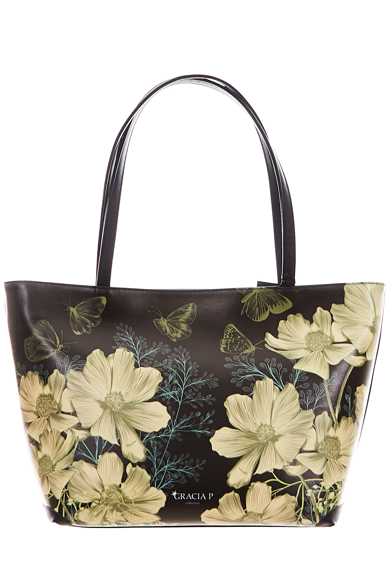 Shopper GRACIA P | Borsa | SHOPPER VFLOWERS
