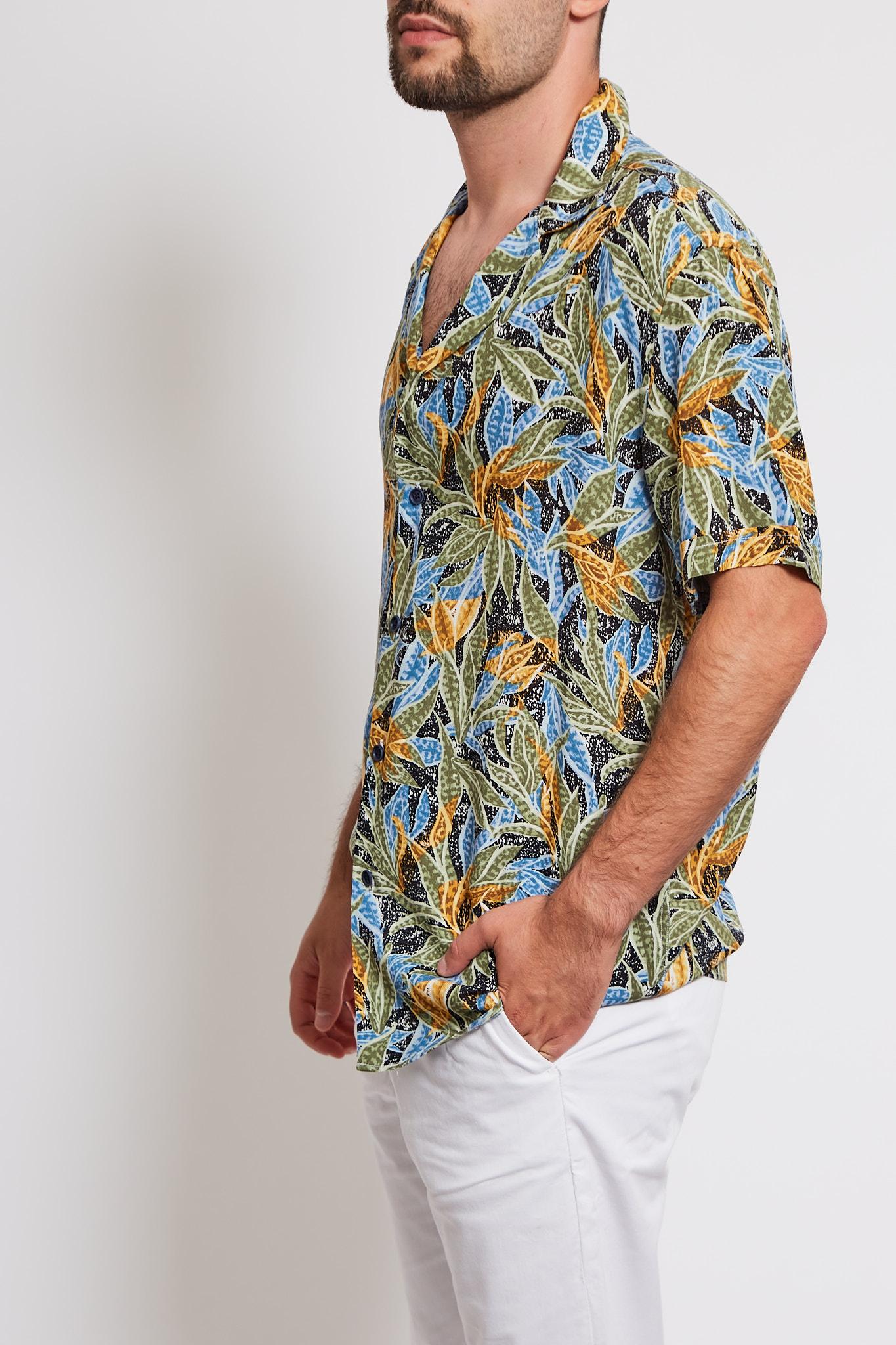 Camicia Hamaki-ho HAMAKI-HO | Camicia | CE1162HAZZURRO