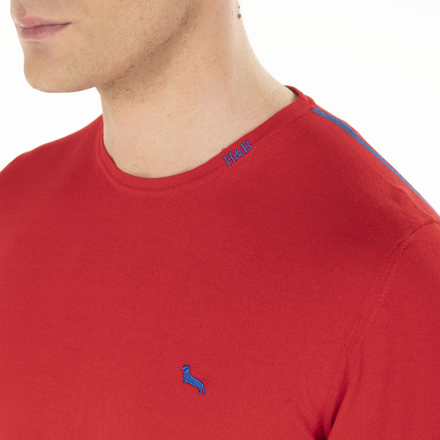 T-shirt in cotone Harmont and Blaine HARMONT & BLAINE | T-shirt | HRF239030728501