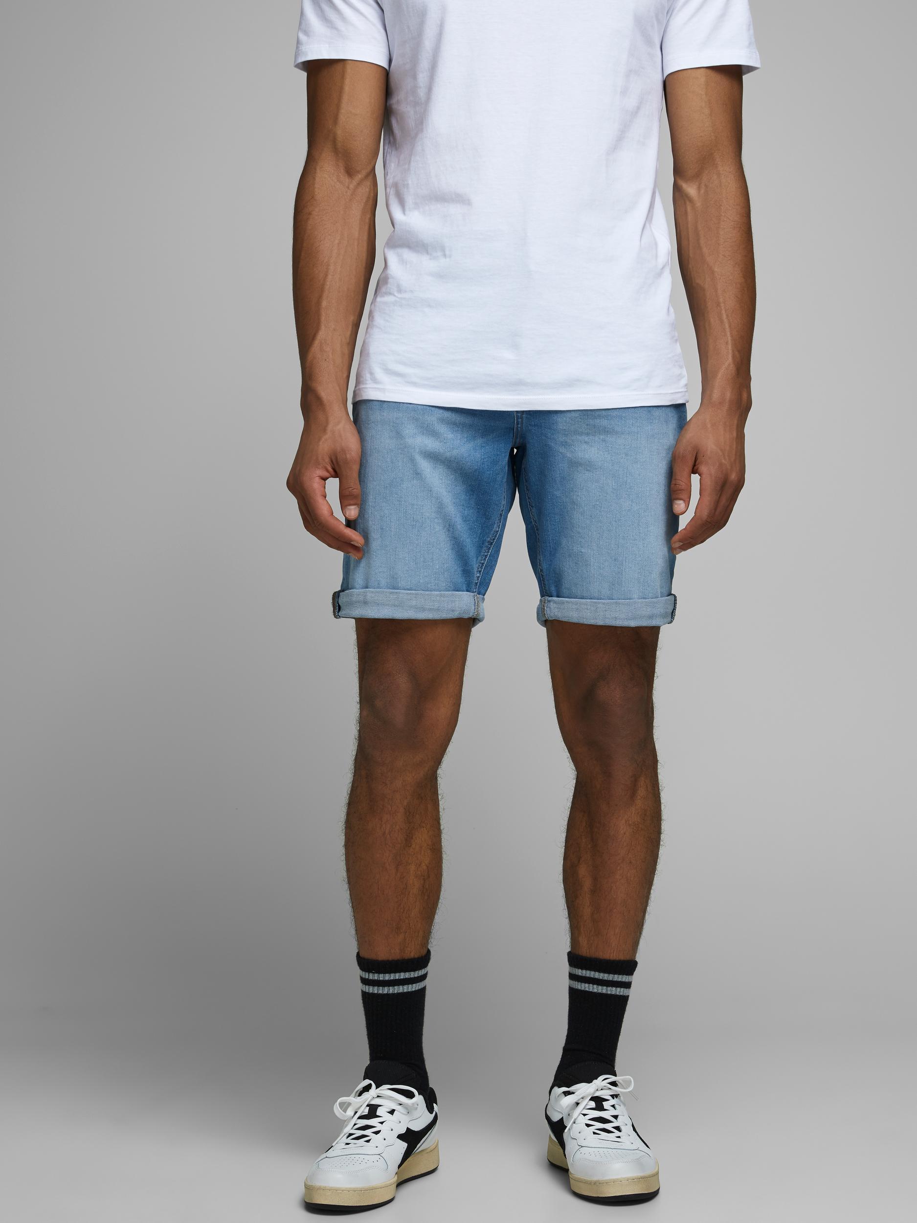JJIRICK JJORIGINAL SHORTS AGI 002 JACK&JONES   Shorts   12166860BLUE DENIM