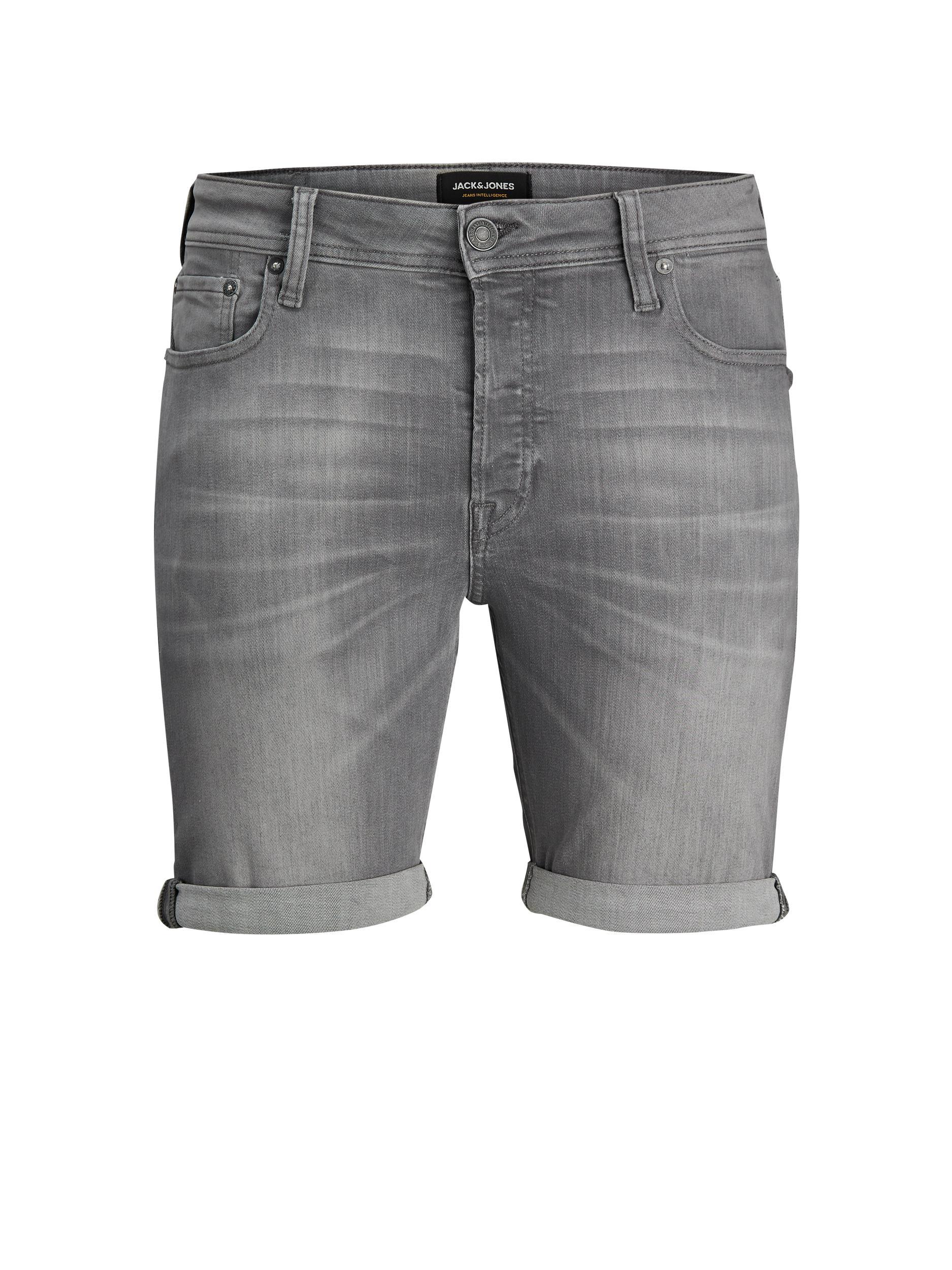 JJIRICK JJORIGINAL SHORTS AGI 003 JACK&JONES | Shorts | 12166861GREY DENIM