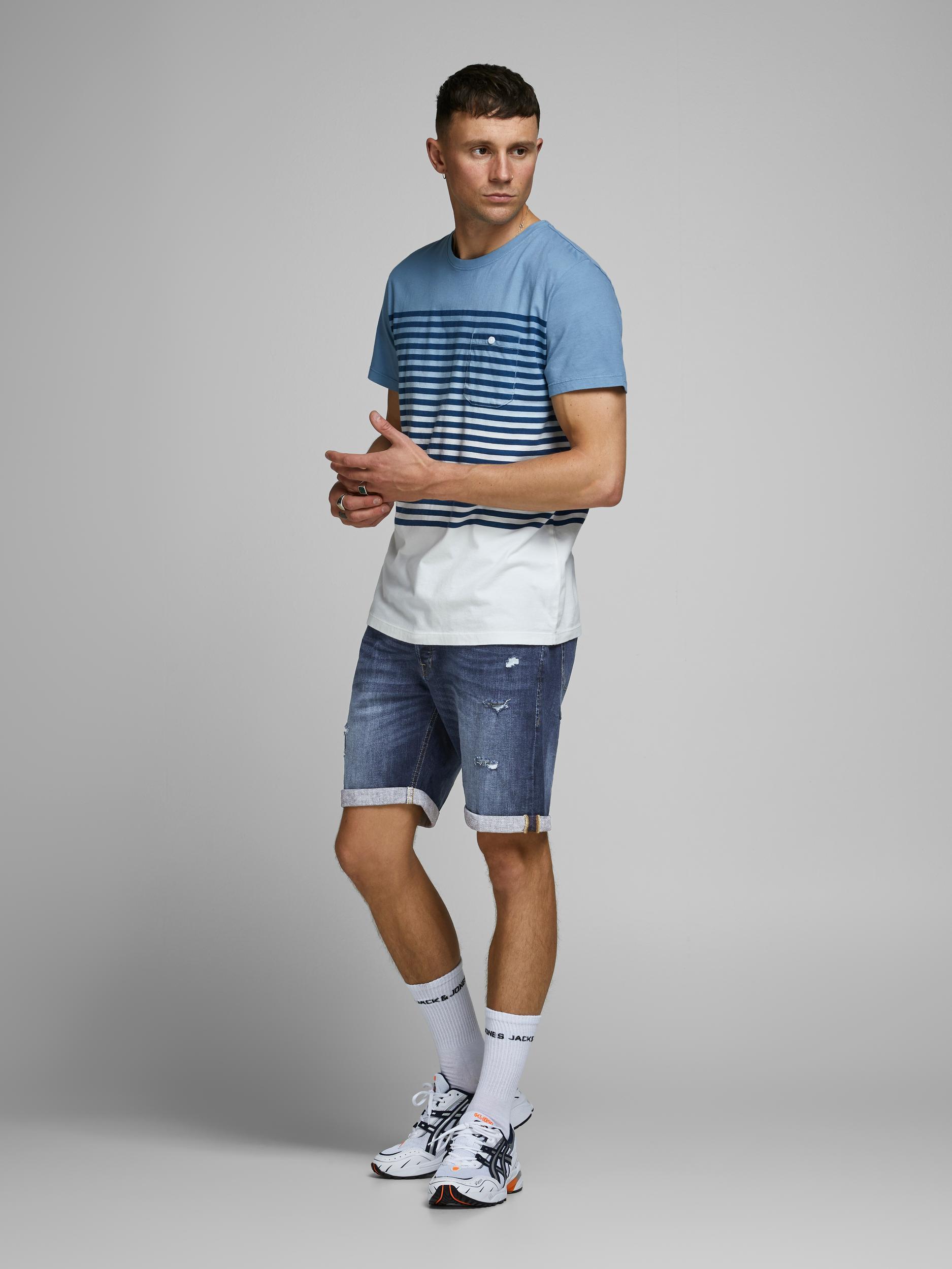 JJIRICK JJORIGINAL SHORTS AGI 006 JACK&JONES | Shorts | 12166864BLUE DENIM
