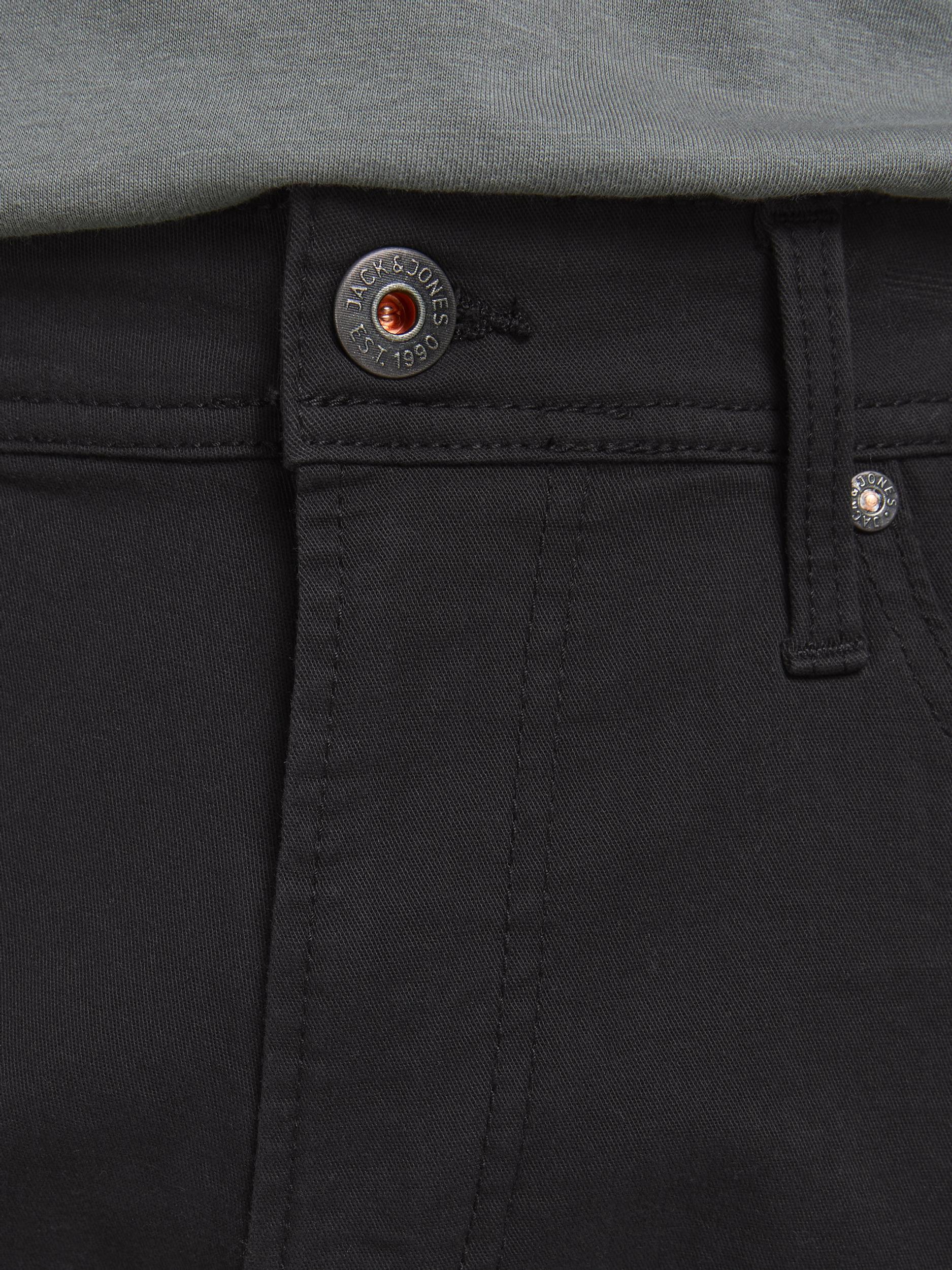 JJIRICK JJORIGINAL SHORTS 21 AKM JACK&JONES | Shorts | 12182552BLACK