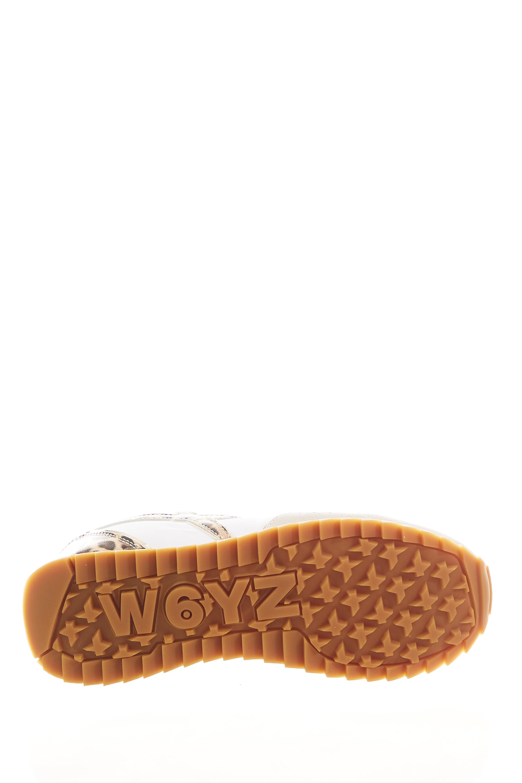 Sneaker in tessuto e pelle W6yz  JUST SAY WIZZ   Scarpe   JET-WWHITE/CREAM