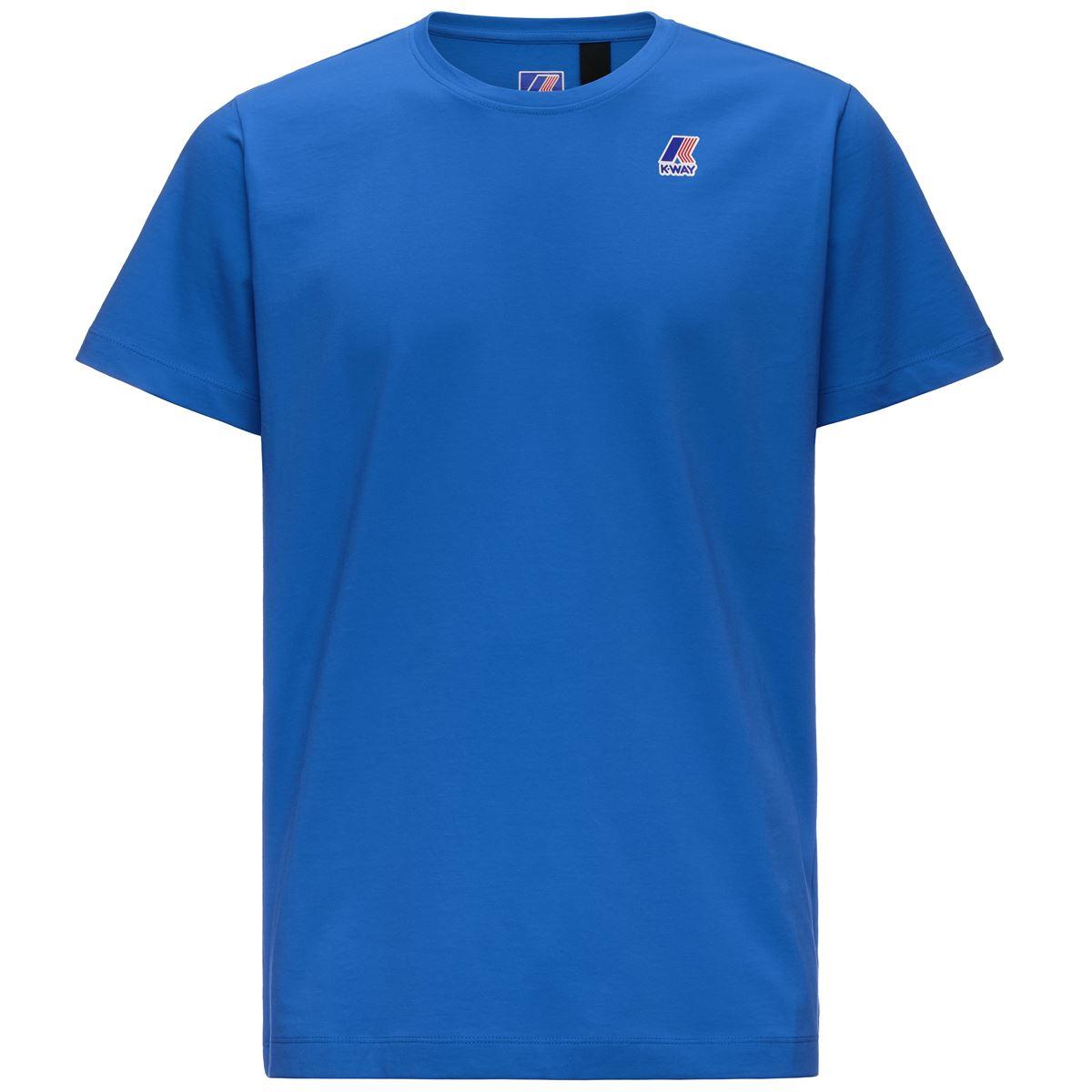 T-shirt K-way Edouard K-WAY   T-shirt   K007JE0-EDOUARD802