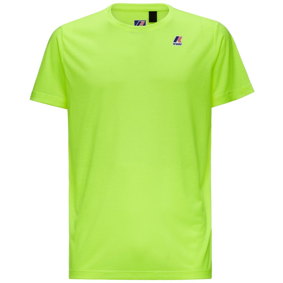 T-shirt K-way Edouard K-WAY | T-shirt | K007JE0-EDOUARDK59