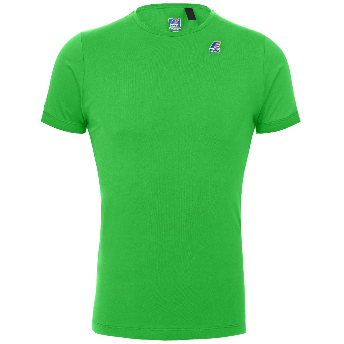 T-shirt K-way Edouard K-WAY | T-shirt | K007JE0-EDOUARDZ18