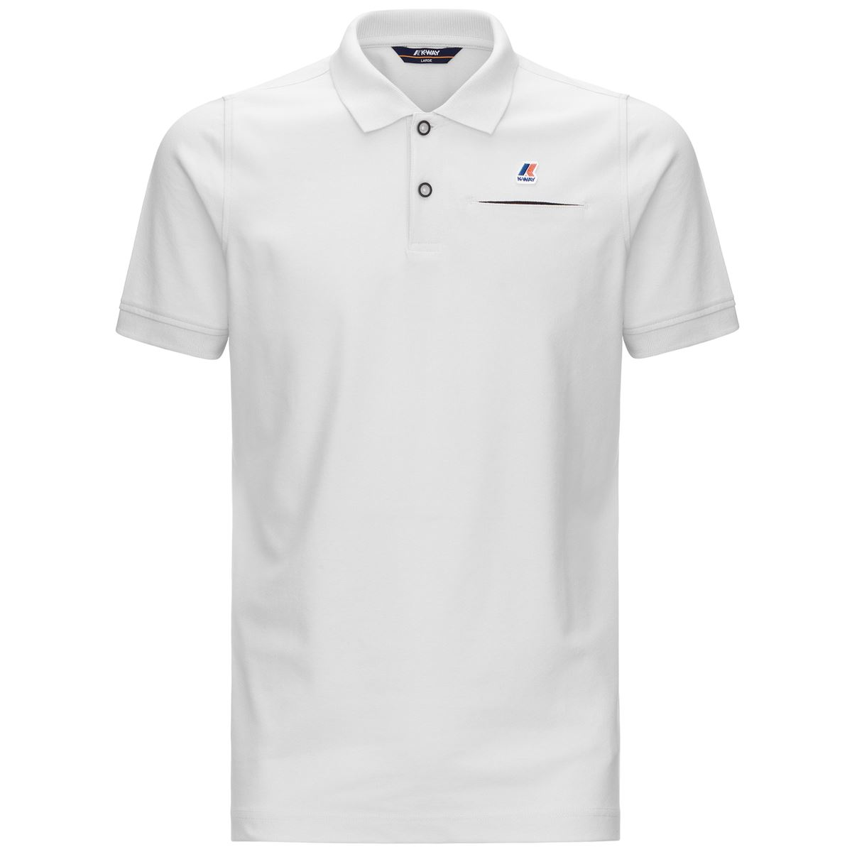 Polo Briac stretch K-way K-WAY | Polo | K00BCM0-BRIAC001