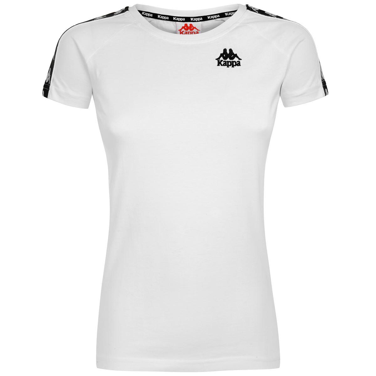 T-shirt 222 banda apan slim Kappa KAPPA | T-shirt | 303WGP0A58