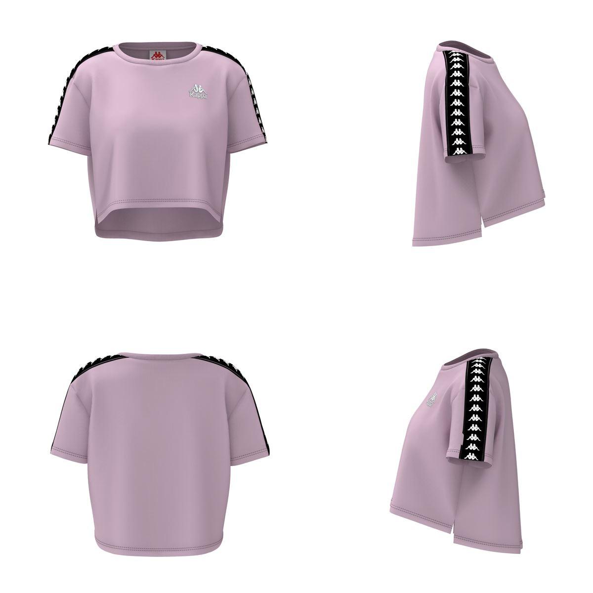 T-shirt cropped Kappa Banda Apua KAPPA | T-shirt | 303WGQ0BZ5