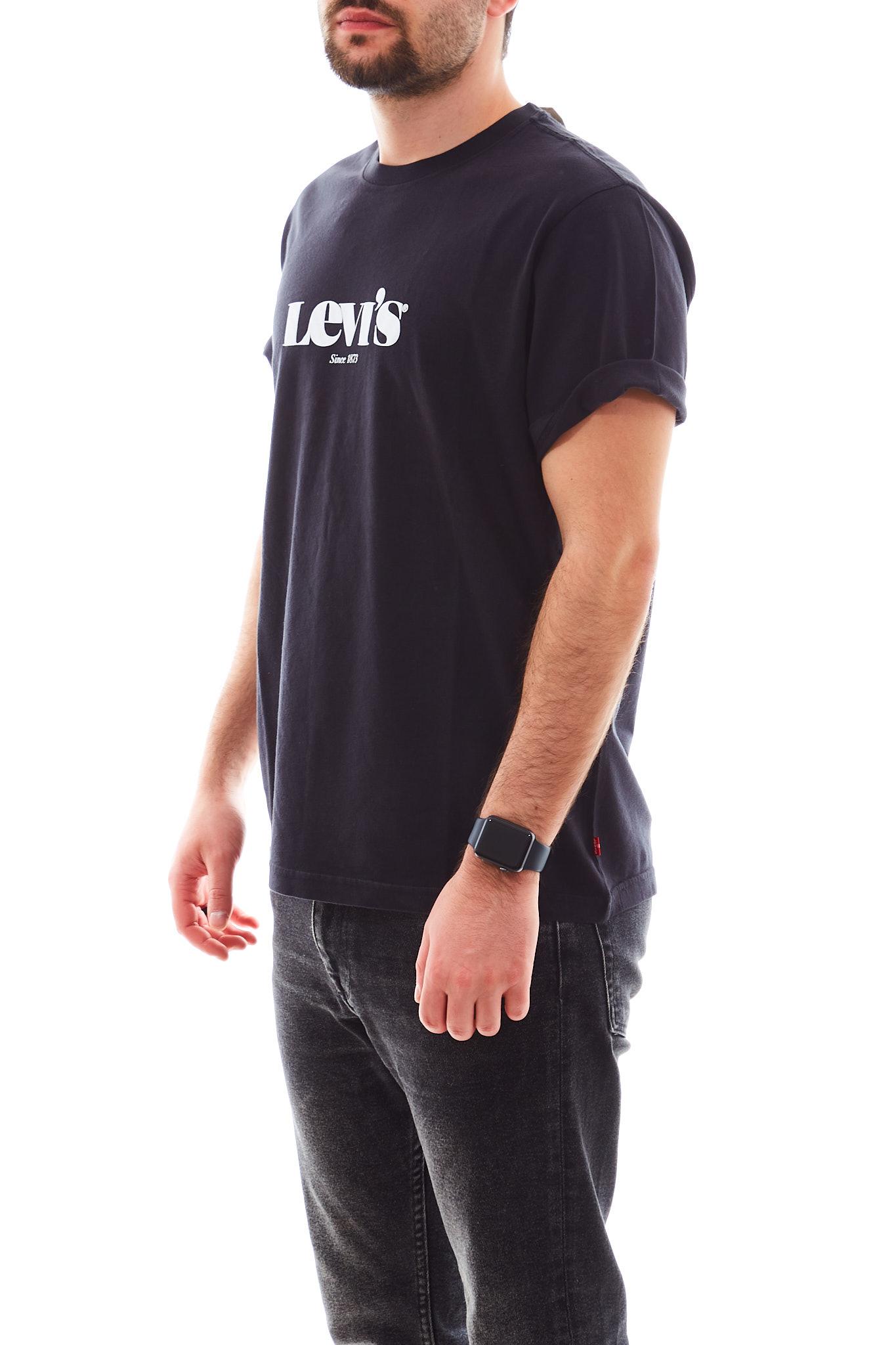 T-shirt con scritta LEVI'S   T-shirt   161430084