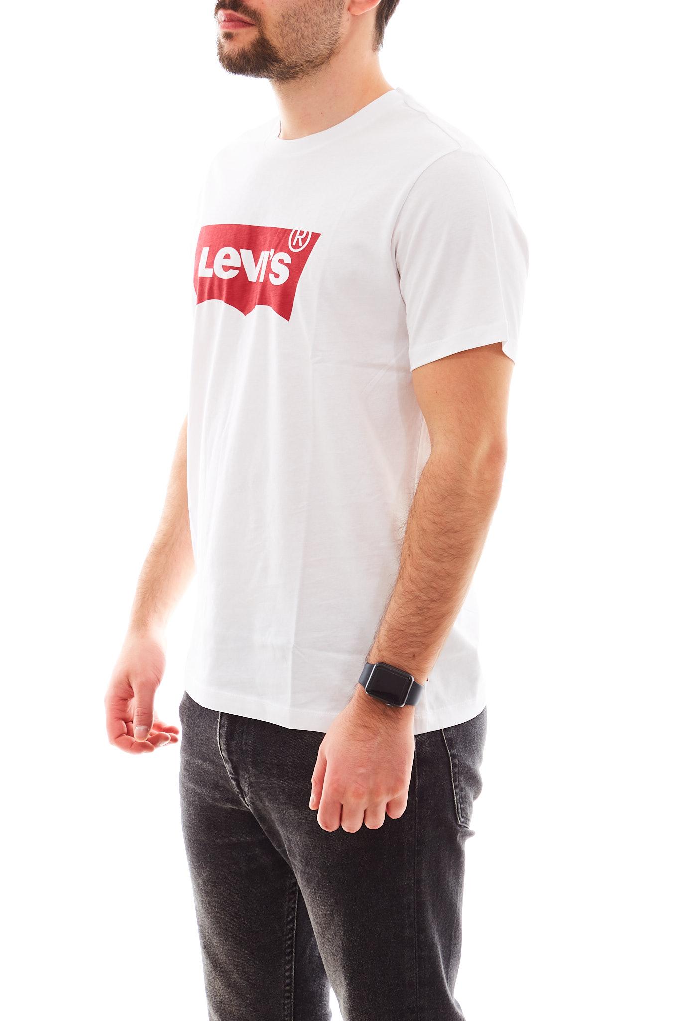 T-shirt con logo stampato LEVI'S   T-shirt   177830140