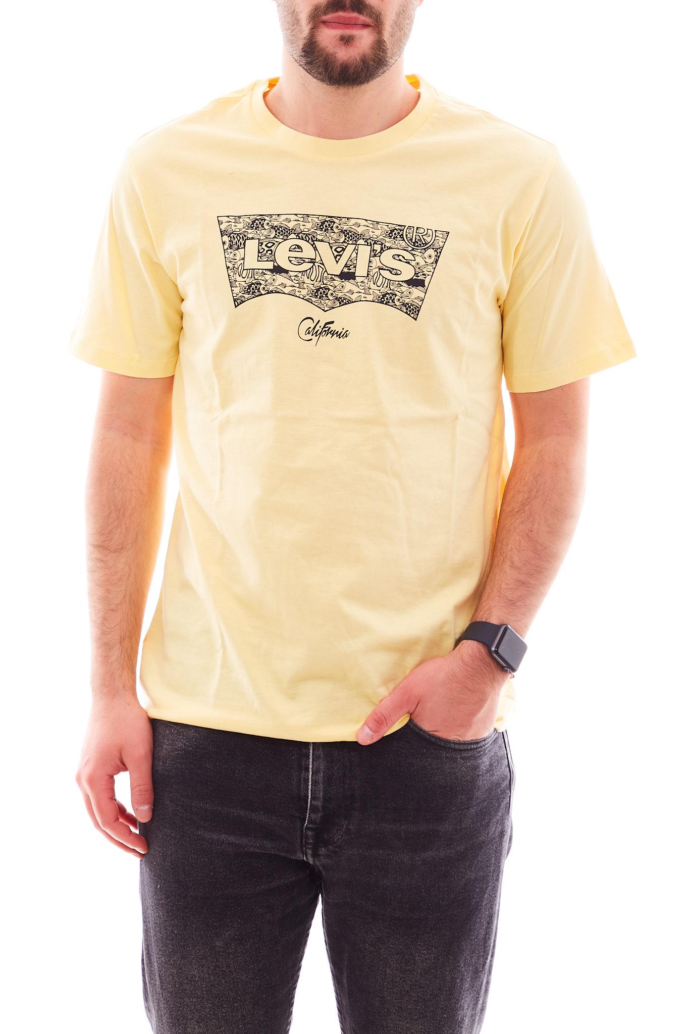T-shirt con logo pattern LEVI'S   T-shirt   224890321