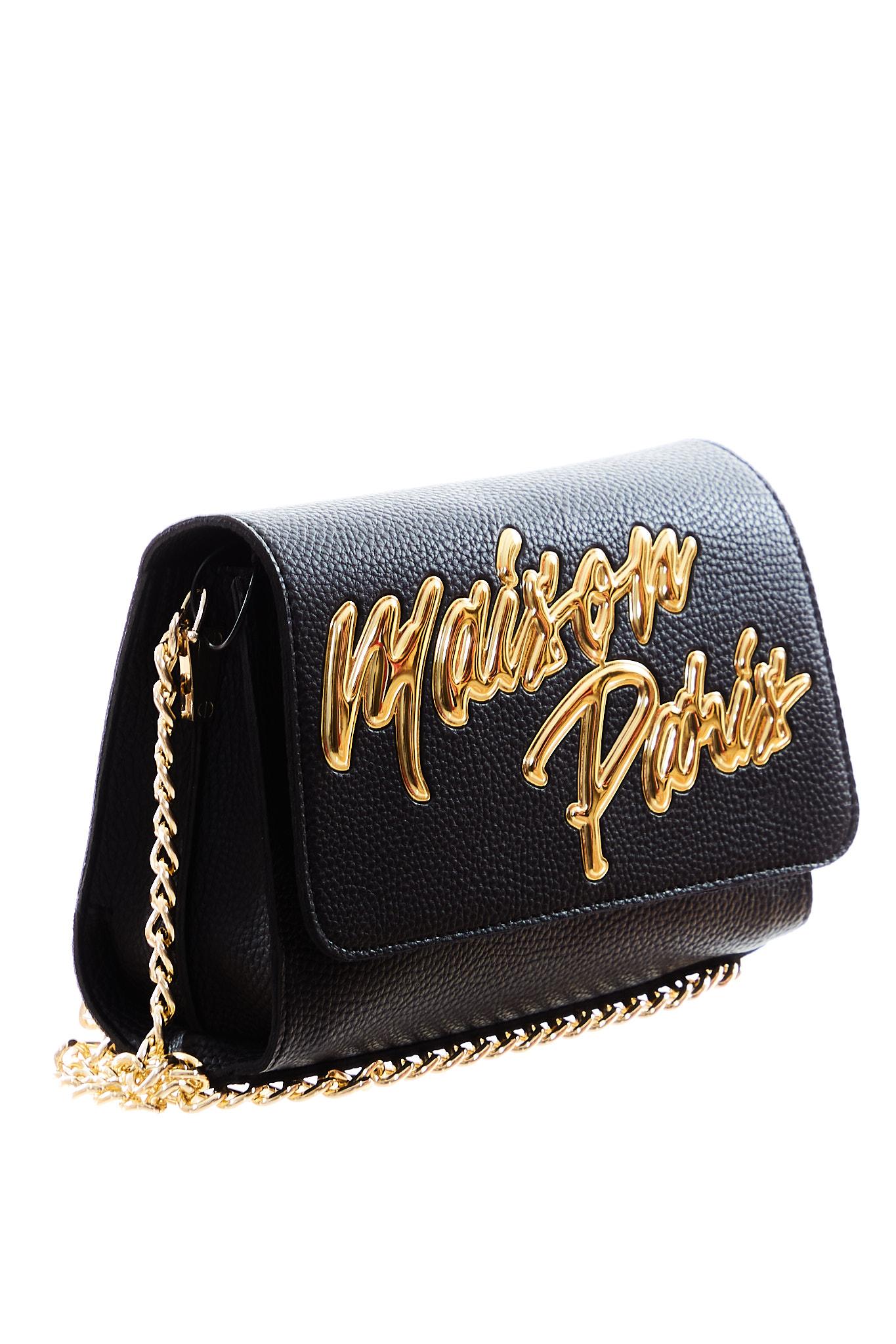 Pochette Marva Maison 9 Paris MAISON 9 PARIS   Pochette   MARVABLACK/GOLD