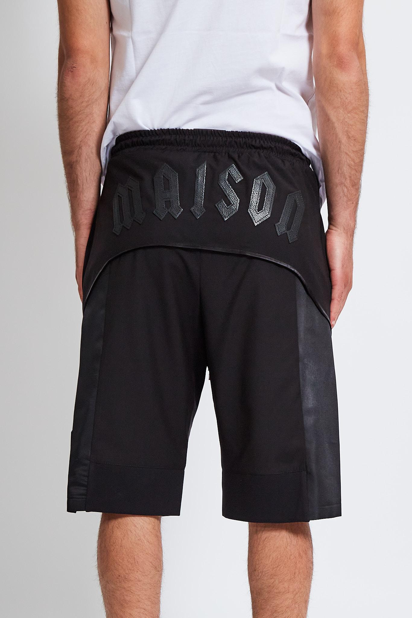 Shorts Maison 9 Paris MAISON 9 PARIS | Shorts | S5055NERO