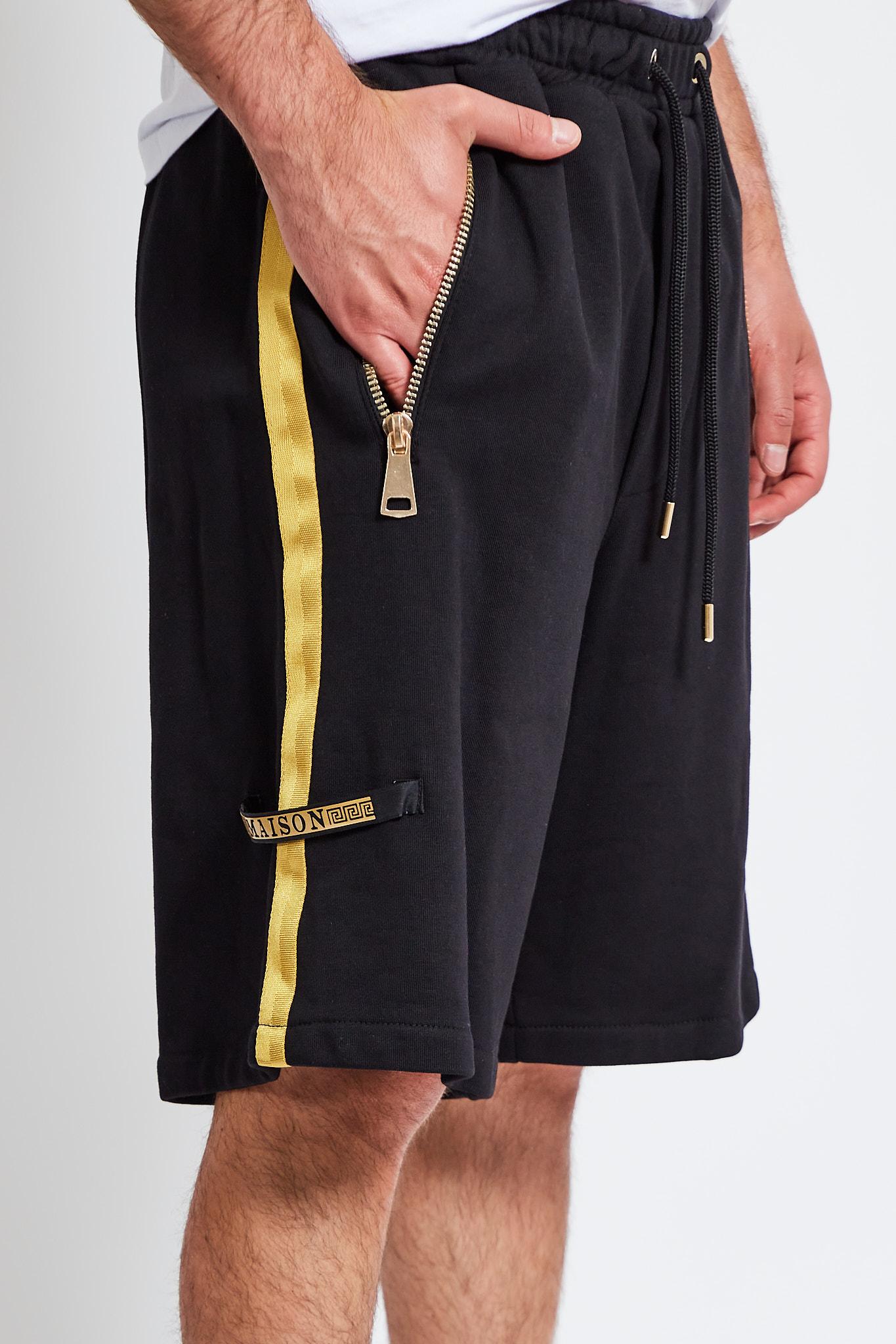Shorts Maison 9 Paris MAISON 9 PARIS | Shorts | S5066NERO/ORO