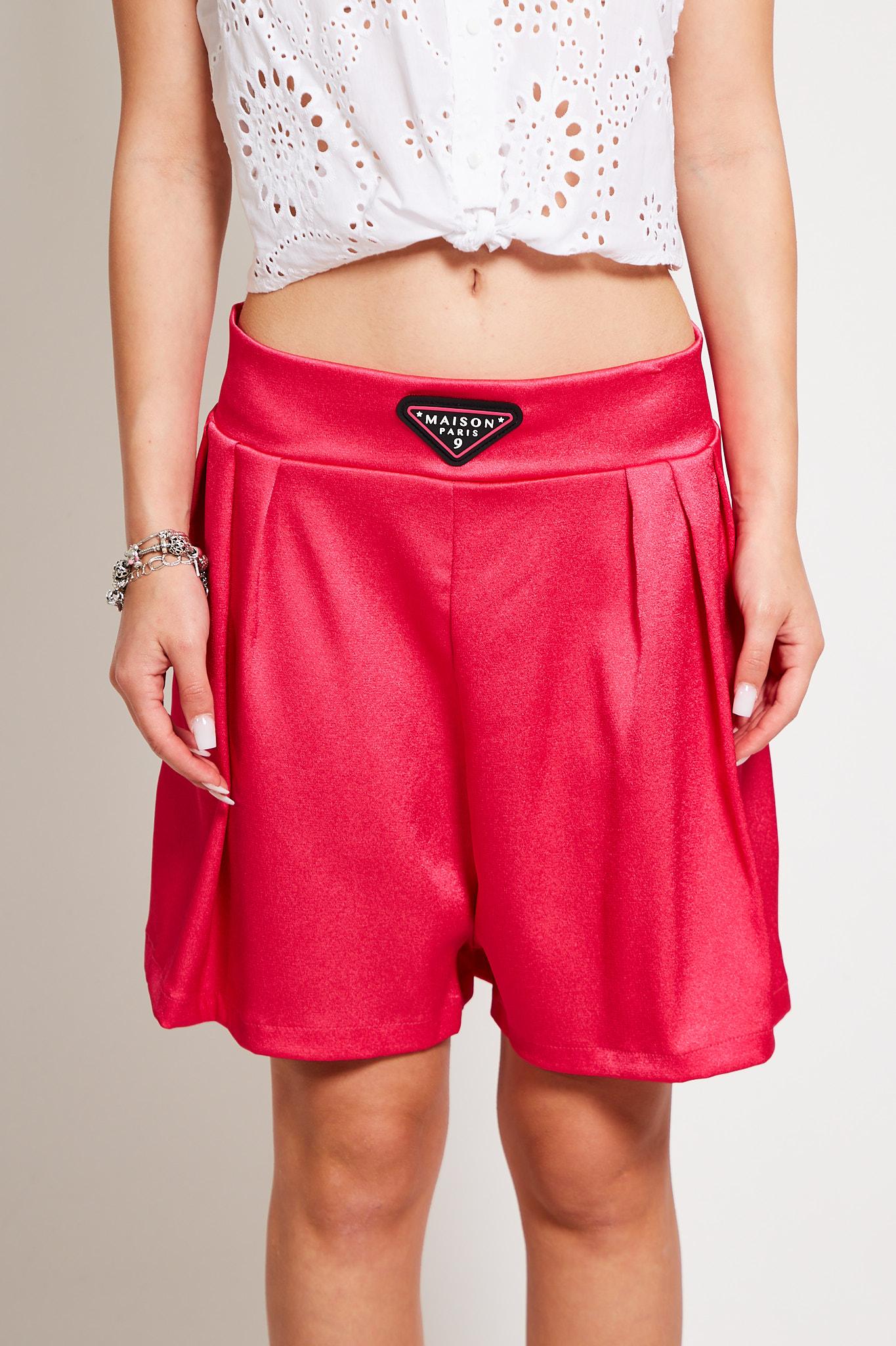 Shorts Maison 9 Paris MAISON 9 PARIS | Shorts | S556FUXIA