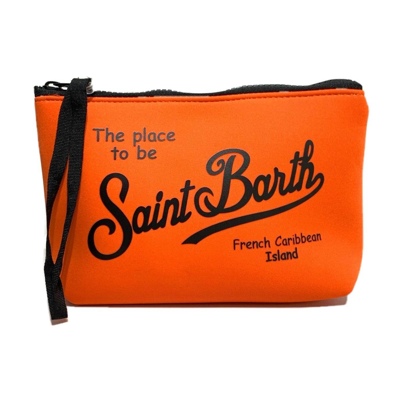 Pochette in tessuto scubai mc2 saint barth MC2 SAINT BARTH | Borsa | ALINE U8500