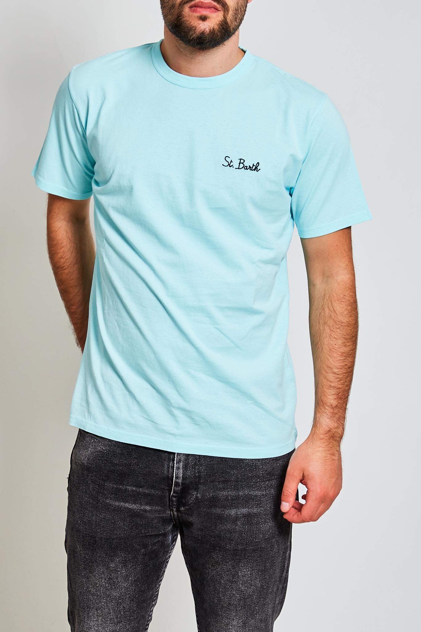 T-shirt MC2 Saint Barth MC2 SAINT BARTH   T-shirt   DOVERSB5661