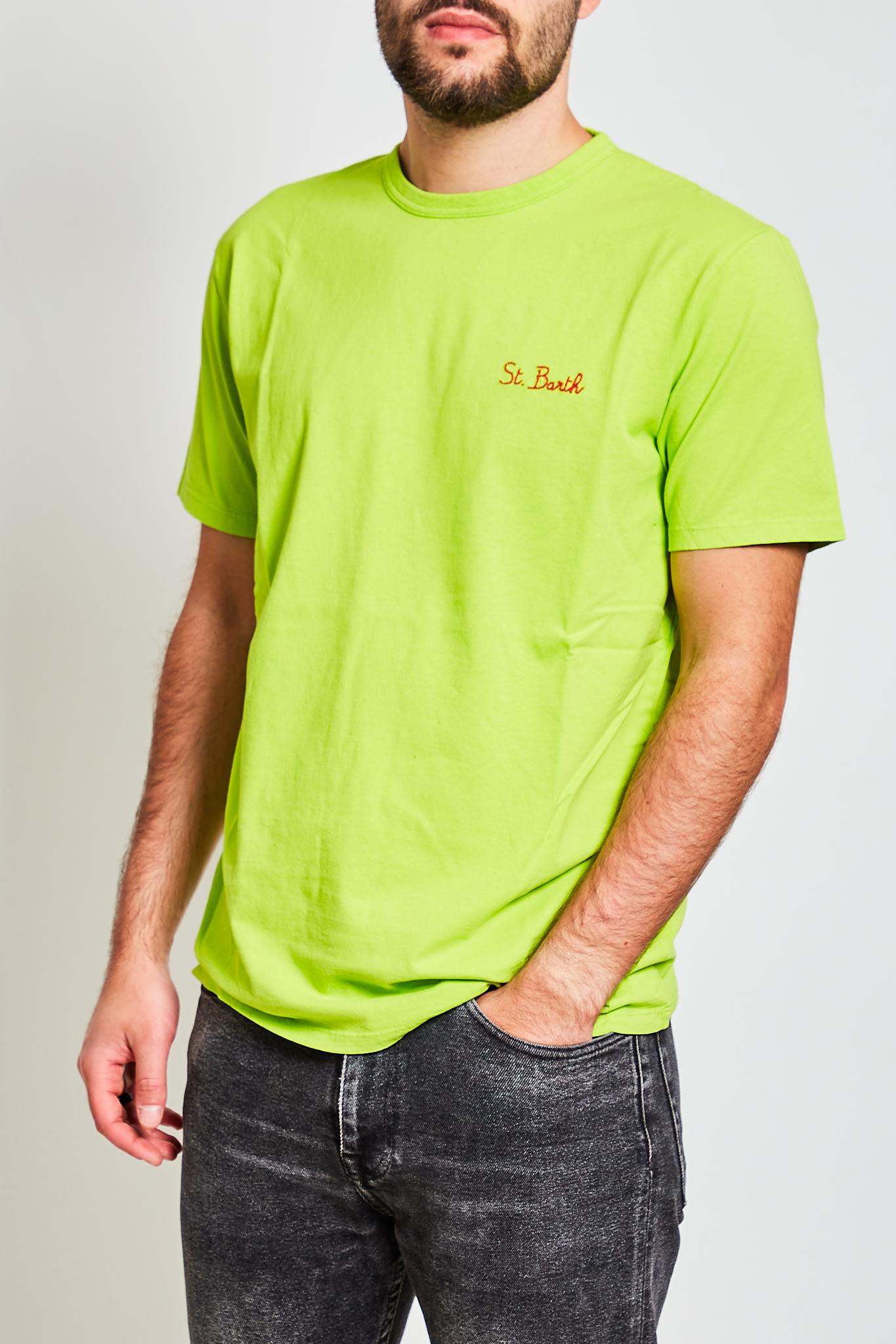 T-shirt MC2 Saint Barth MC2 SAINT BARTH   T-shirt   DOVERSB7141